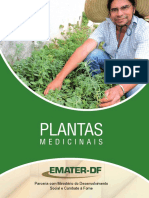 Cartilha Plantas Medicinais Menor