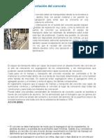 Transportacion de concreto.pptx
