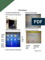 Petunjuk Penggunaan Printer MFP