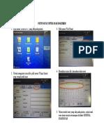 Petunjuk Penggunaan Scan MFP