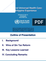 NHI4UHC Day 1_Session 2 Sin Taxes and Universal Health Care