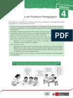 Propuesta de práctica pedagógica.
