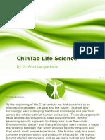 Shin Tao Life Science