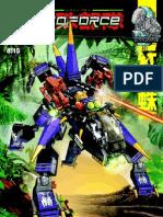 Lego 8115 Exo-Force Dark Panther