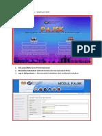 Pajsk Rendah - Manual Gpk 2016 PDF