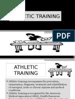 Athletic Training ( Micah Joy Parilla)