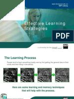 studymanagement effectivelearningstrategies