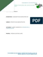 ORÍGENES DE ADMINISTRACIÓN