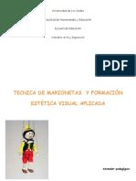 TÉCNICA DE MARIONETA