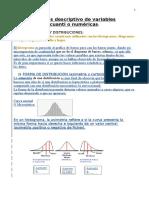 Análisis Descriptivo de Variables