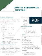 Binomio de Newton.pdf