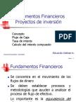 3.- Fundamentos Financieros Para El SNIP