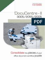 Docu Center  II 3005_DC2055_2005