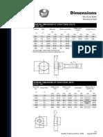 Bolt and hexnut Dimensions.pdf