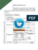Farmacologia Del Snc