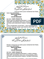 Presentation Aqiqah