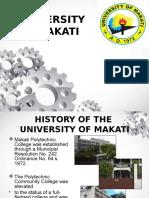 university of makati