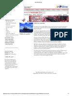 Sitio Web Pdvsa