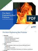 3. Ncr CFAA 2014 - Fire Alarm Design Best Practices