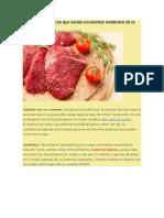 Alimentos Proteicos Excelentes Sustitutos de La Carne