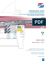 GÜNTNER Dry-Cooler GFH-GFV Brochure En