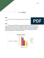 math 1040 skittles report