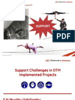 C11U P33C Revuri Ashok Support Challenges in OTM Implemented Projects