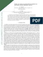 142- Quantitative model of large magnetostrain effect in ferromagnetic shape memory alloys.pdf