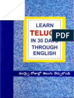 Learn Telugu in 30 Days Through English.pdf