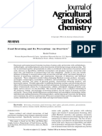 Food Browning and Its Prevention an Overview