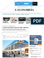 La Guerra Gasolinera Inicia en Baja California _ El Economista