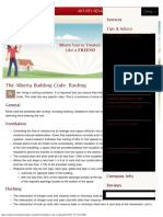 Alberta Building Code_ Roofing _ Done Right Roofing