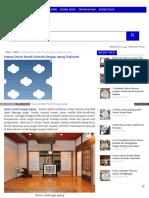 Kreasirumah Net Inspirasi Desain Rumah Bergaya Jepang Tradis