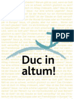 Duc in Altum Flyer