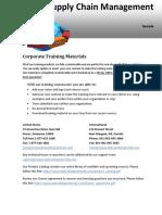 Corporate Training Sample