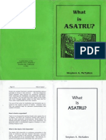 What is Asatru by Stephen MCnallen