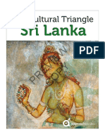 Sri Lanka Cultural Triangle Approach Guides Preview