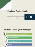 Panduan Membuat Poster Ilmiah