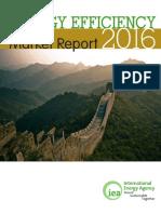 Medium Term Energy Efficiency 2016