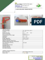 1. TDS Lagunastar - Cheerman Dual Laser Infrared Thermometer (Scribd)