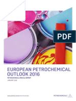 SR Europe European Petrochemical Outlook 2016
