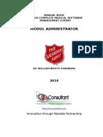 21 - Manual Book CMSM - Modul Administrator
