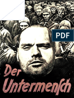 SS-Hauptamt - Der Untermensch