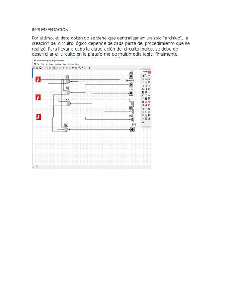 Circuito Logico : Funcion de circuito logico microcontroladores y sistemas