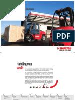 Manitou MI Range Brochure DE