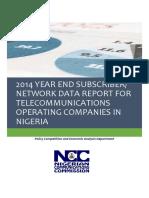Statistics-Annual Industry Statistics Report 2014