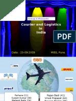 Courierandlogistics 091025085415 Phpapp01(1)
