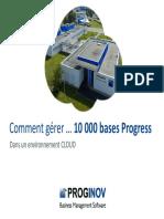 Comment Gerer 10000bases