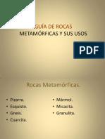 17 Tipos de rocas  Metamorficas y su Uso VII.pdf