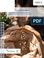 Finance for Smallholders (2015)